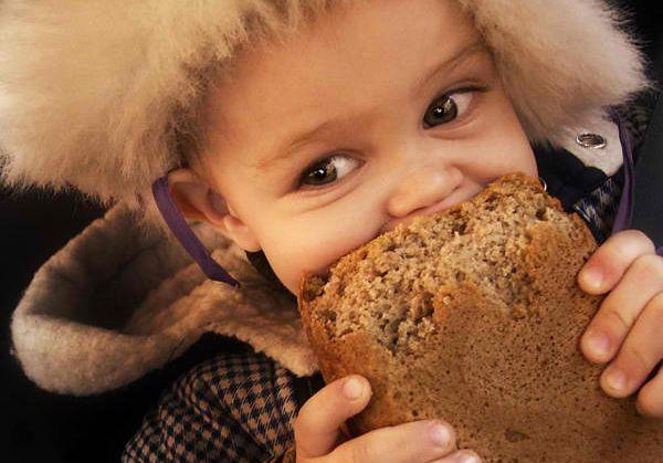 Запах хлеба, или Как рассказать о Причастии?