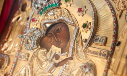 Размышления перед Почаевской иконой Богородицы