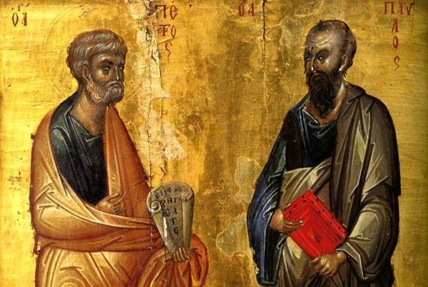 Первоверховные. Три урока от двух апостолов