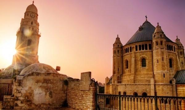 Храм Успения Богородицы на горе Сион