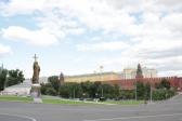 Эксперты РВИО выбрали Боровицкую площадь для памятника князю Владимиру