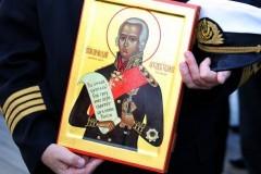 «Вы его знали как великого флотоводца – мы его знаем как великого милосердца»