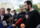 Активисты движения «Божья воля» пикетировали Манеж