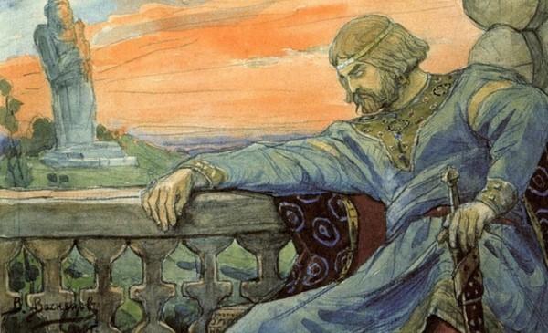 Матюшин И. И. Владимир Святославович. 1889 г.