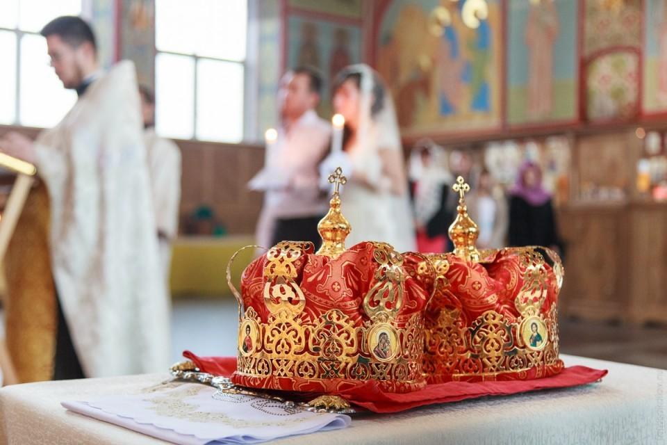 Поздравления после венчания в церкви молодых