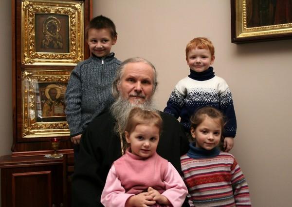 Протоиерей Владимир Чувикин о первом православном центре инклюзивного образования