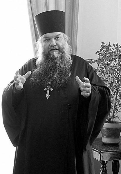 Протоиерей Пётр Мангилев