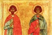Церковь чтит память мучеников Флора и Лавра