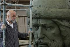 Автор памятника князю Владимиру назвал лучшим местом для установки Боровицкую площадь