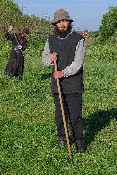 Монашество и трудничество