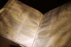 Старейшая в мире Библия будет выставлена в Британском музее осенью
