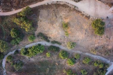 Ворота и укрепления библейского города Геф — родины Голиафа обнаружили в Израиле