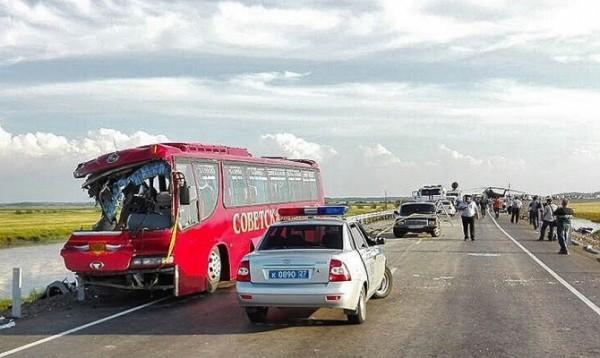 Патриарх Кирилл выразил соболезнования в связи с автокатастрофой в Хабаровском крае