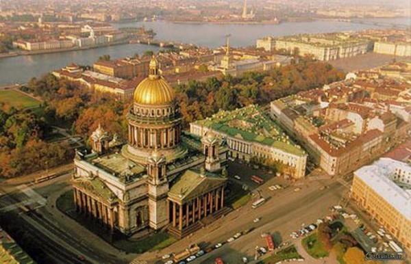 Избирком Санкт-Петербурга отказал в референдуме по Исаакиевскому собору, депутаты будут готовить новую заявку