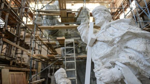 Памятник князю Владимиру должен стоять на Боровицкой площади- РВИО