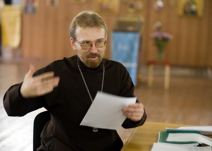 Священник Сергий Круглов. О шутке.