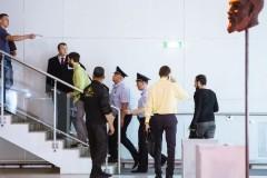 Четыре авторские работы пострадали в результате инцидента в Манеже  – организаторы
