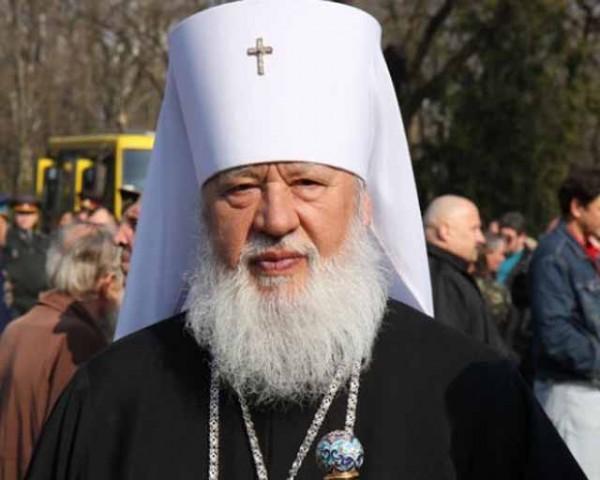 Митрополит Агафангел призвал власти Одессы не допустить проведения гей-парада