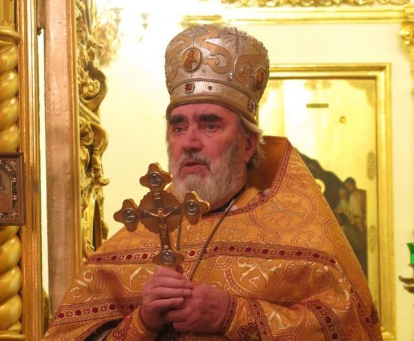 Скончался один из старейших клириков Москвы протоиерей Порфирий Дьячек