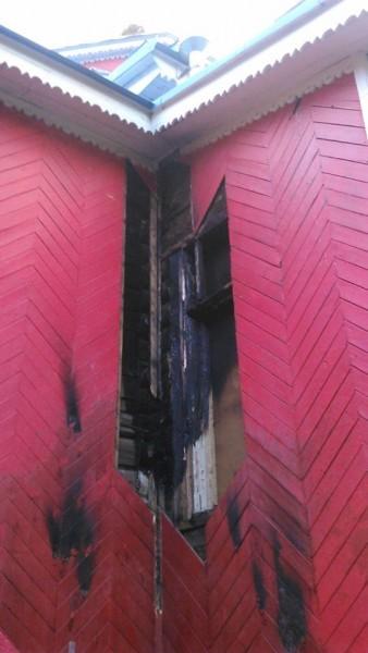 Настоятель хабаровского храма: наш храм подожгли профессионально