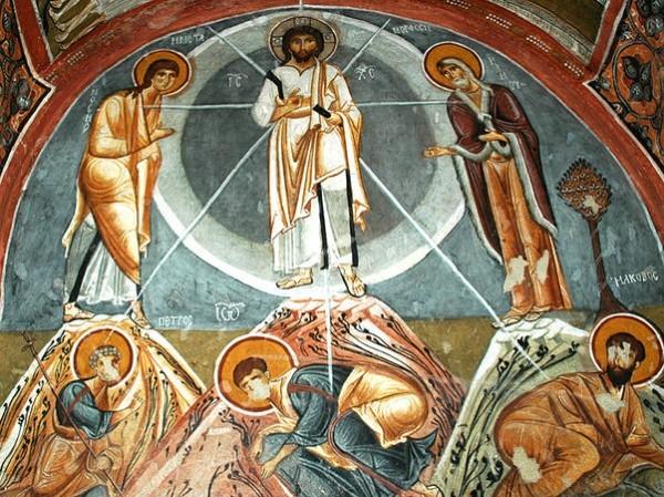 Церковь празднует Преображение Господа Бога и Спаса нашего Иисуса Христа