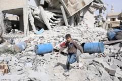 В Сирии тяжело ранена закрывшая собой детей от снаряда россиянка