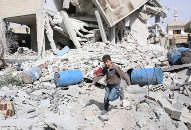 В результате атаки в Дамаске убиты 9 человек и разрушены 2 церкви