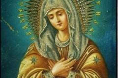 Церковь чтит икону Божией Матери «Умиление»