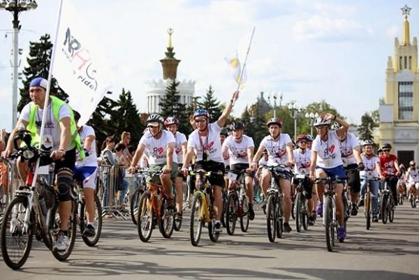 Благотворительный велофест  в поддержку детей с синдромом Дауна пройдет в Москве
