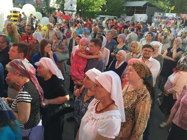 Жалоба верующих на вечеринку «Серебряного дождя»  проверяется центром противодействия экстремизму