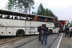 ДТП в Хабаровском крае – священник до последнего помогал пострадавшим