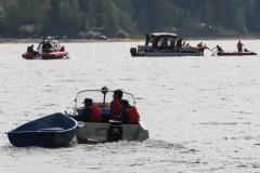 Девять человек погибли в результате столкновения гидросамолета и вертолета в Подмосковье
