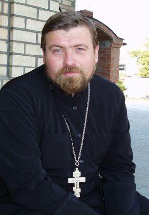 Священник Владимир Тукало