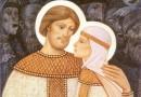 Буклеты к  празднованию памяти святых Петра и Февронии (PDF)