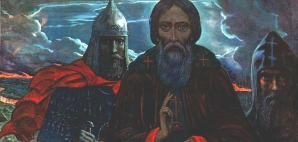 И. Глазунов. Канун. 1978