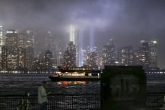 Теракт 11 сентября вспоминают в Нью-Йорке