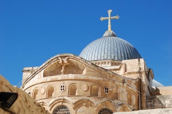 Храм Воскресения Христова (Гроба Господня) в Иерусалиме