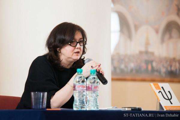 Наталия Инина. Фото: Иван Джабир