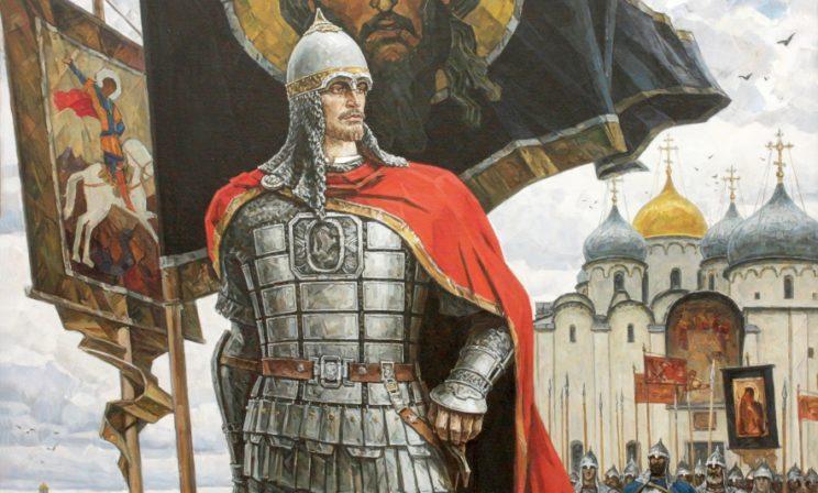 Александр Невский: святой киногерой