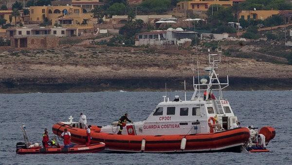 В Греции найдено тело новорожденного мальчика-мигранта