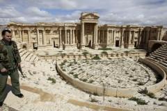 Боевики ИГИЛ взорвали погребальные башни в Пальмире