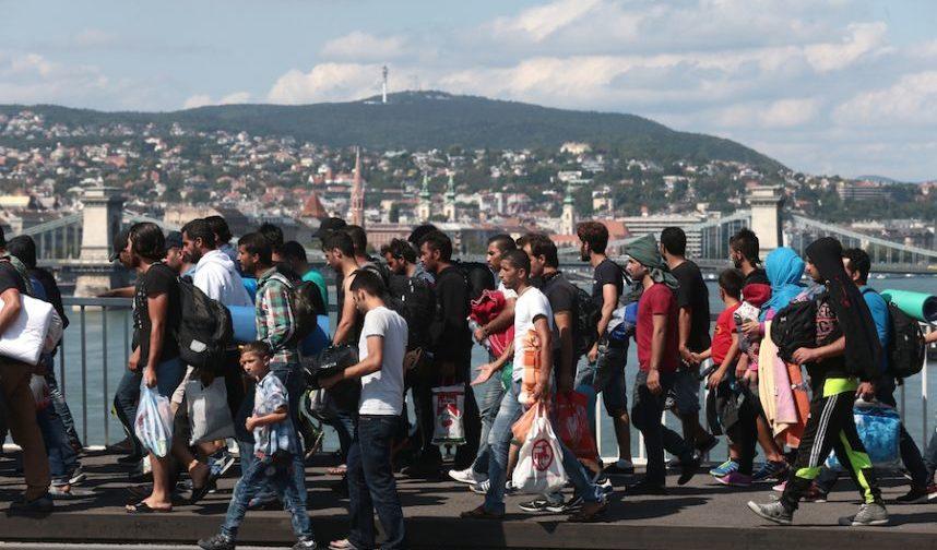 Это не кризис беженцев, это кризис солидарности