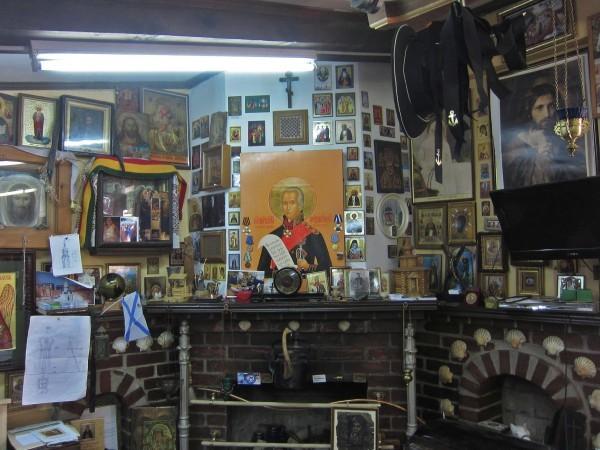 Собрание икон Федора Конюхова