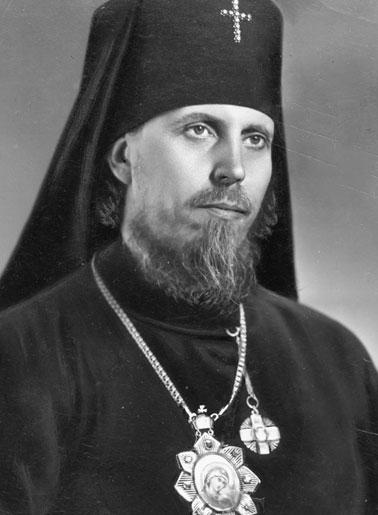 Архиепископ Минский и Белорусский Антоний (Мельников)