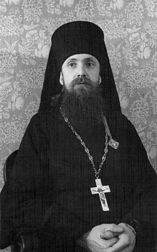 Иеромонах Пимен (Хмелевский) - будущий епископ Саратовский