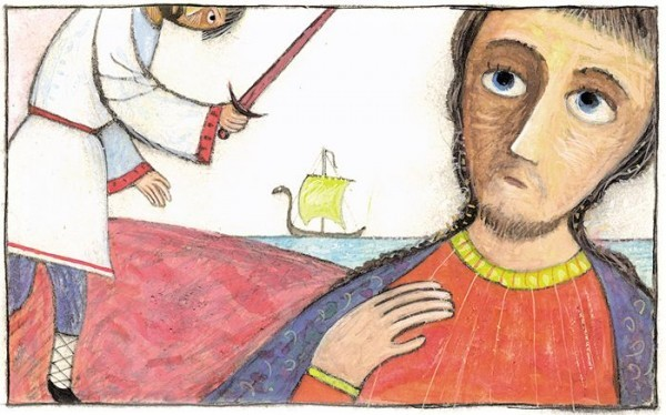 Страстотерпец князь Глеб: плач о пощаде