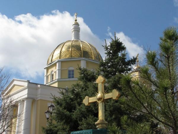 Казанский кафедральный собор города Элисты