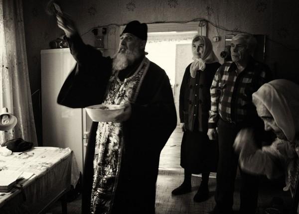 Освящение жилища. Фото: pravoslavie.ru