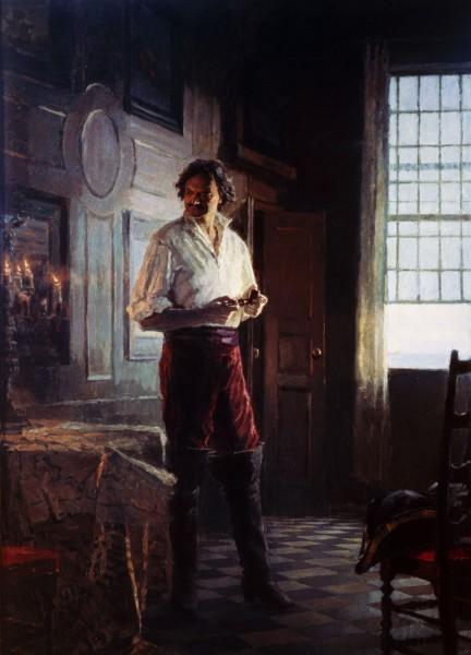 «Пётр Великий». С. А. Кириллов. 1982—1984