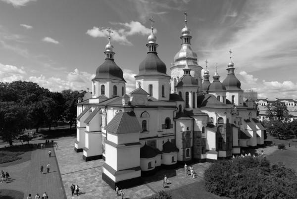 Собор святой Софии в Киеве